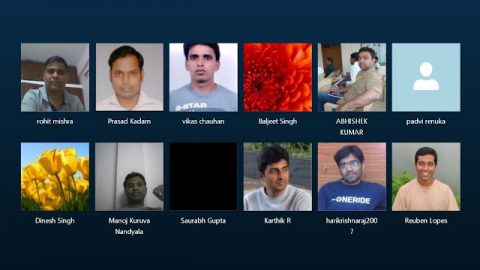 Special guest on Skype (Dinesh)