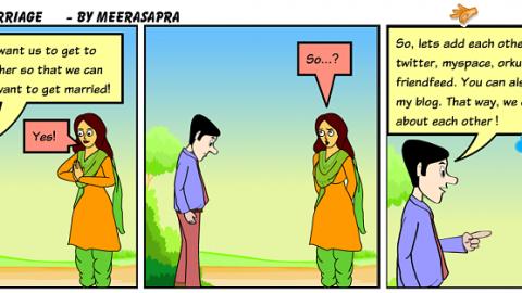 Marriage on mind?