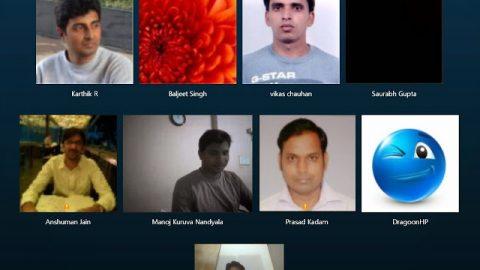 Skype meeting minutes