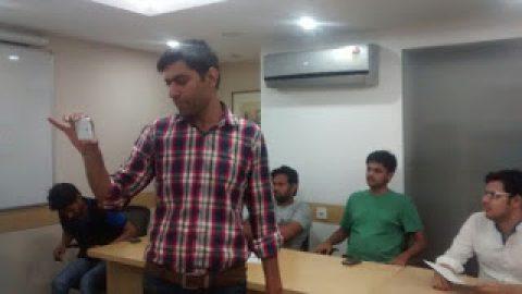 Delhi SHG Report of 4th Indoor meeting