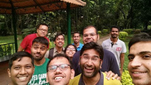 Sunday Fun-Day at Cubbon Park with Bangalore SHG