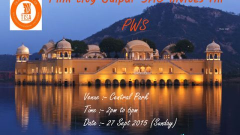 Pink city Jaipur SHG meeting invitation