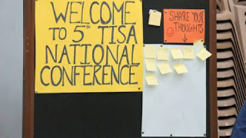 5th TISA National Conference Brief