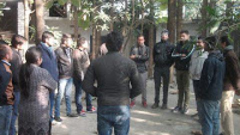 Communication Workshop 2016 in Dehradun, 24th Jan- 26th Jan, 2016