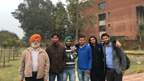 SHG Meeting Chandigarh