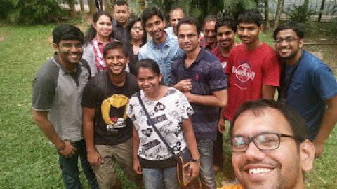 Bangalore SHG meeting – 28.02.2016