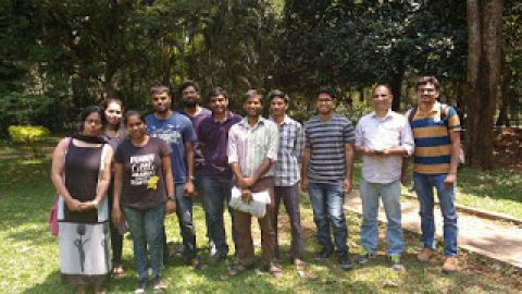 Bangalore SHG Meeting:March 20th, 2016