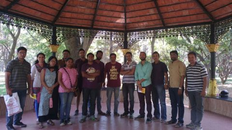 Bangalore SHG meeting Report(27-Mar-2016)