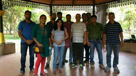 Bangalore SHG meeting report 17 Apr 2016