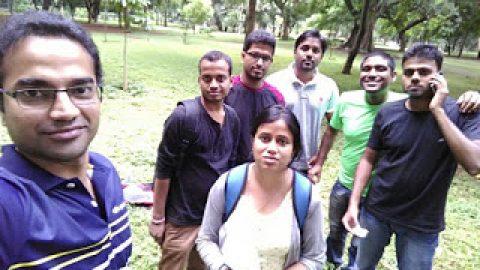 Banglore  SHG 14 August 2016
