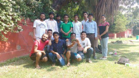 Rocking Delhi SHG meeting on 28th Aug