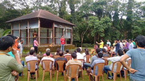 NC Goa 2016 : Amazing Stammering… (अद्भूत हकलाहट)
