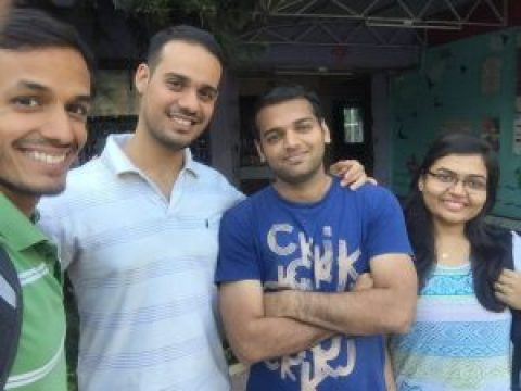 The Ghatkopar SHG meet