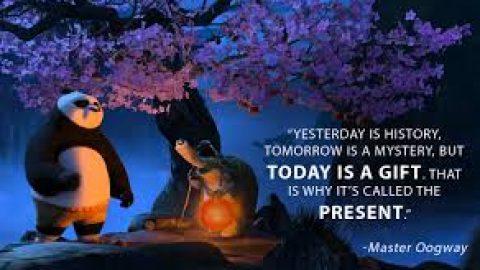 Living in Present #PresentMomentFactor