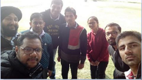 Delhi SHG 15 Jan 2017 Jantar Mantar