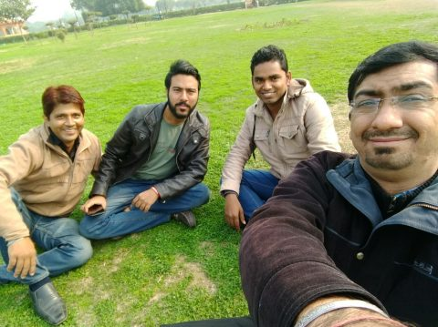 Delhi SHG first parallel meeting held in Japanese park, Rohini