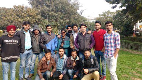 Delhi SHG Meeting report 22nd Jan 2017