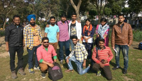 Delhi SHG Meeting + Special Meditation Session by Art of Living, 5th March 2017