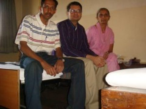 Fond Memories with Dr. Akash Acharya