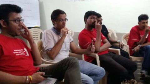 Communication Workshop at Mangalore
