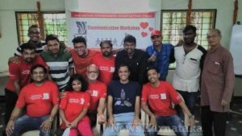 मैंगलोर में संचार कार्यशाला सम्पन्न