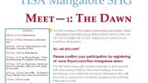 TISA Mangalore SHG Meet—1: The Dawn