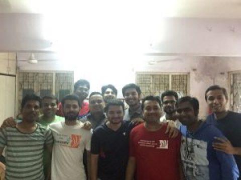 MUMBAI SHG MEETING 30/7/2017