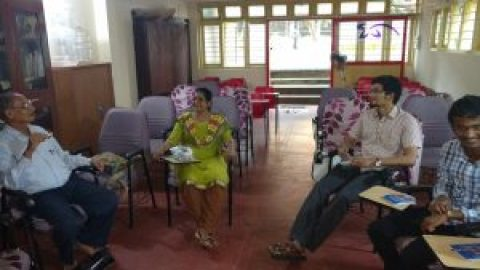 Meeting – 2:  Mangalore SHG