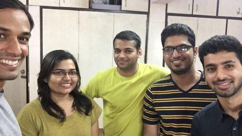 Mumbai SHG: A beautiful moment…