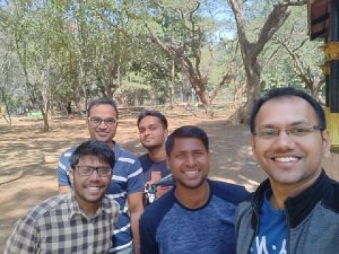 First week of feb in Bangalore SHG – 04-02-2018