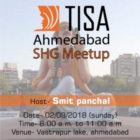 Ahmedabad SHG meeting report- 02/09/2018.