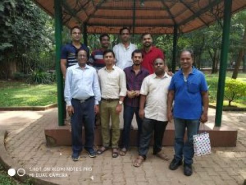 Bangalore SHG meet 14th October 2018