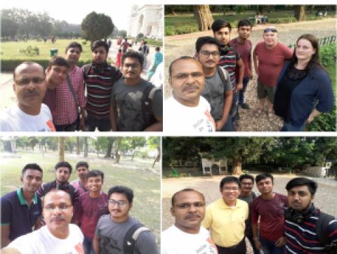 Tisa Diary – Kolkata (18/11/2018)