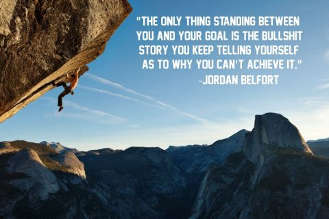 Change your Internal Story