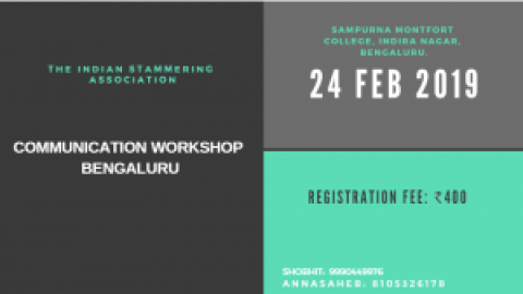 Communication Workshop in Bengaluru