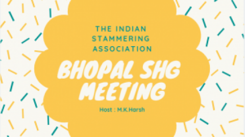 Bhopal SHG meeting report.