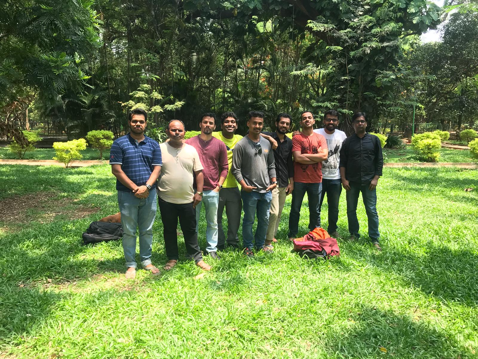 BLR SHG meeting (2 June 2019)