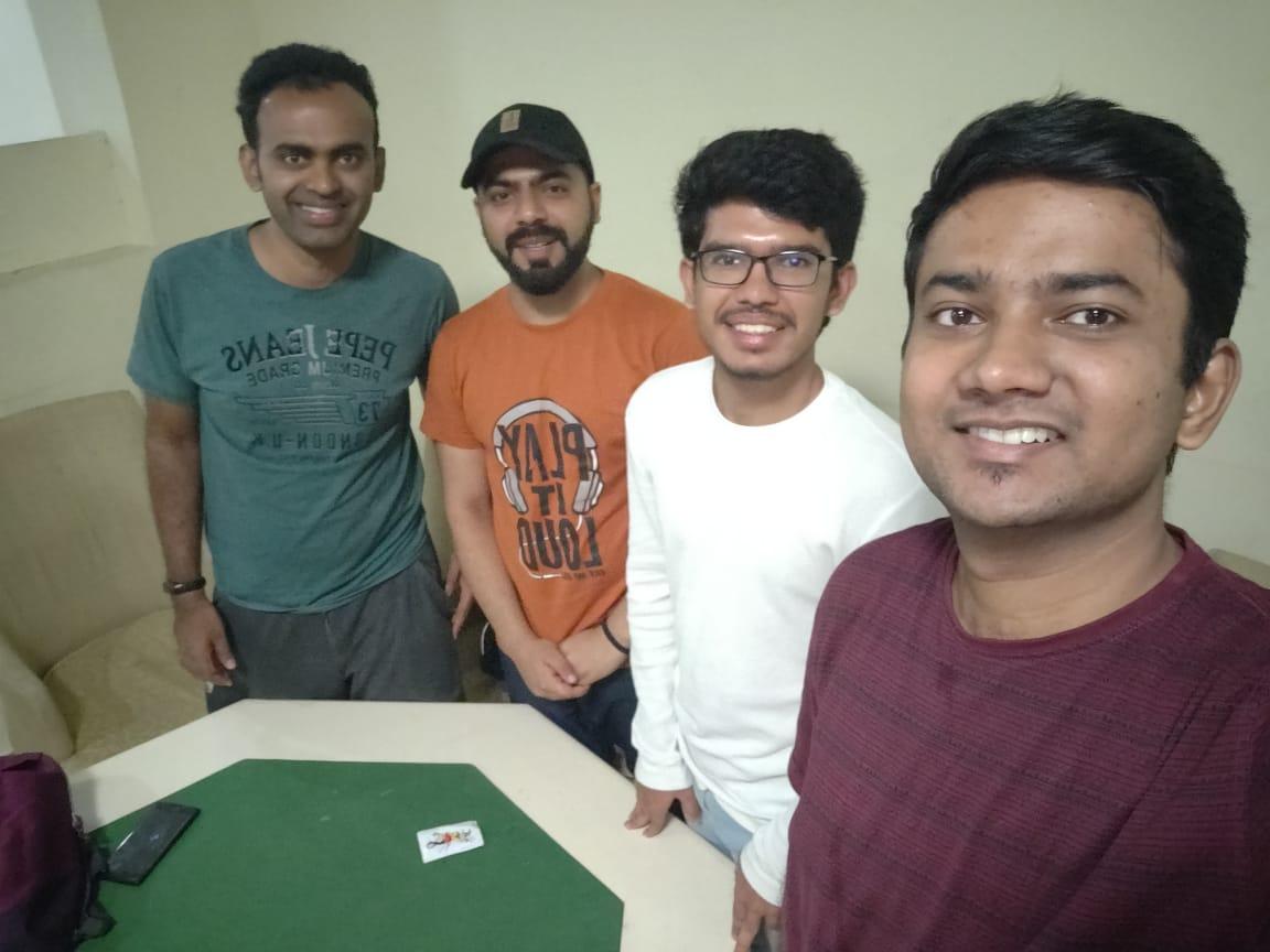 Hyderabad SHG Meeting 16th June 2019