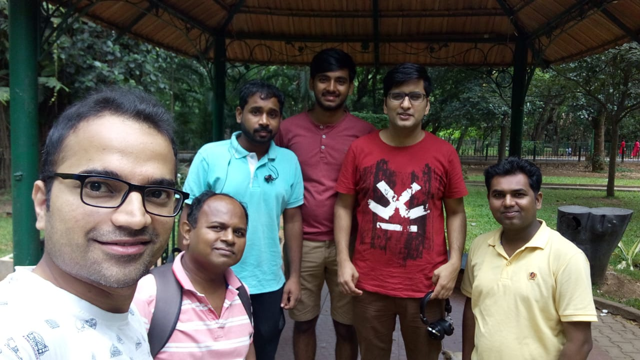 BLR SHG meeting (30 June 2019)