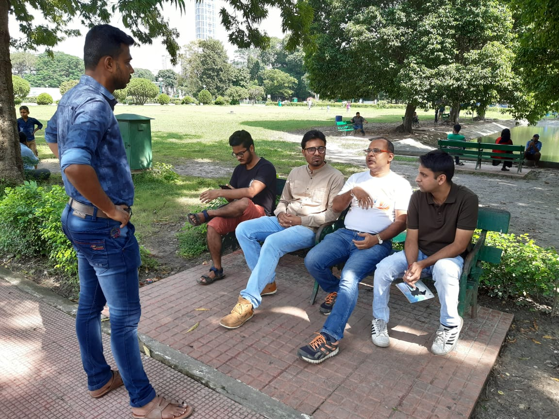 Kolkata SHG meeting report 27/10/2019