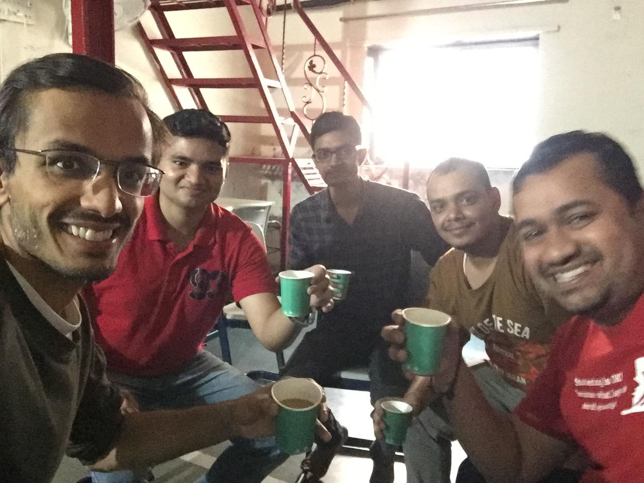 Mumbai SHG – Dec 15, 2019