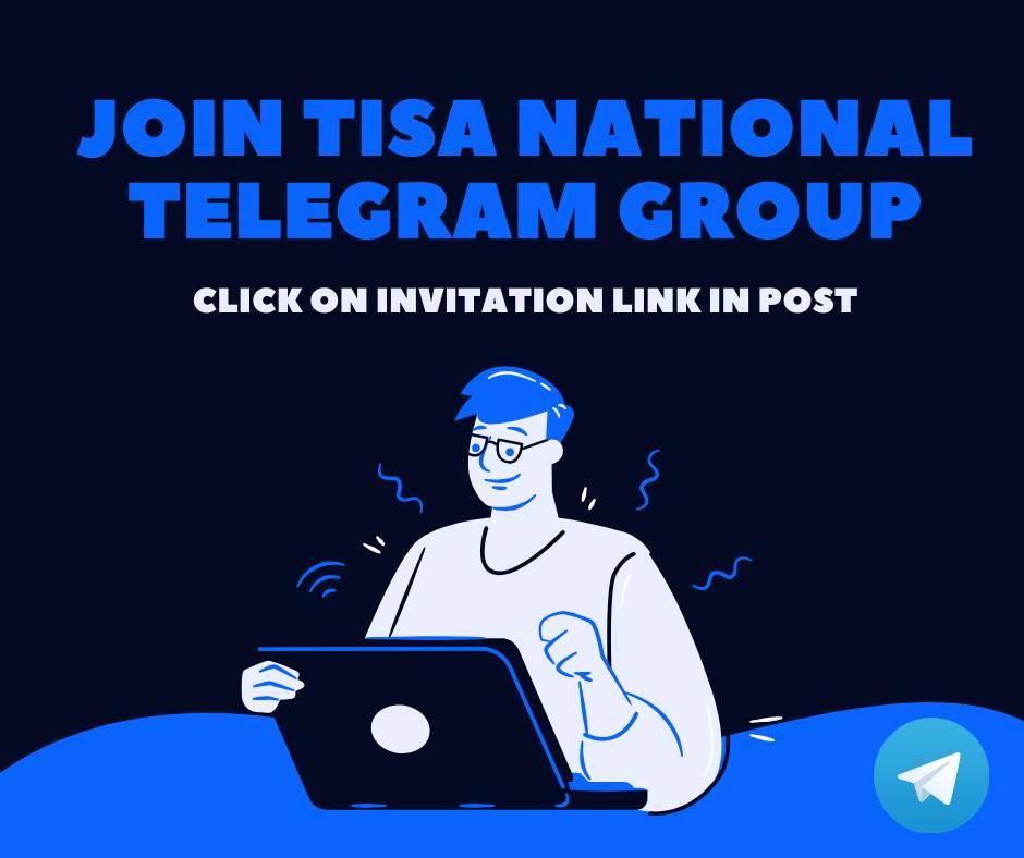 TISA New National Telegram Group